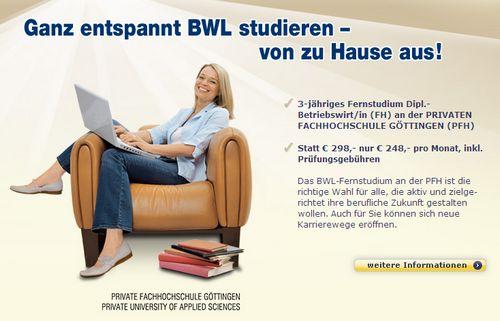 BWL entspannt